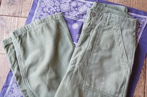 late 60's U.S.Military Baker Pants