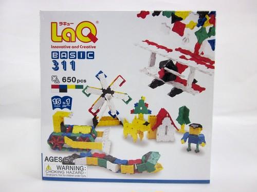 LAQ ベーシック 311
