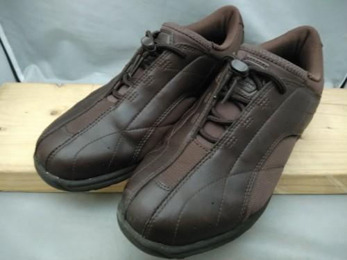 ミズノ MIZUNO スニーカー ウォーキング 靴 濃茶 24cm u1042c