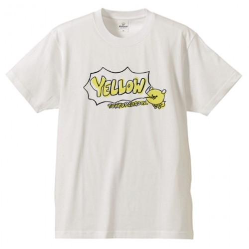 「YELLOW」Tシャツ