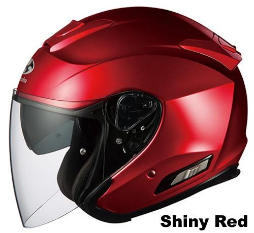 OGK ASAGI Shiny Red