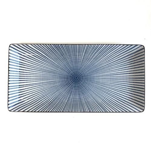 SENDAN [美濃焼]23.3cm角皿