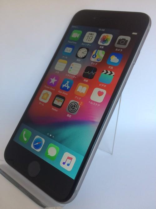 iPhone6s 32GB スペースグレイ(au)【1273】
