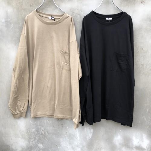 "blanc YM ""modal l/s pullover"""
