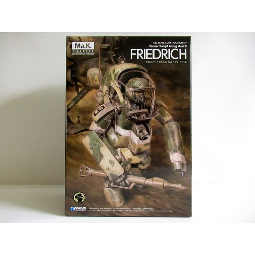 FRIEDRICH - SF3D/MA.K - WAVE 1/20 Plastic Model Kit MK-029