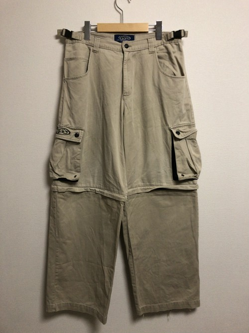 90's Lee pipes chino baggy pants