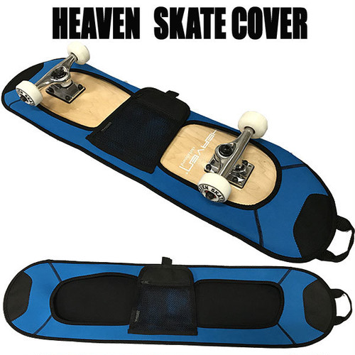 スケートボード用カバー ブルー スケボーカバー