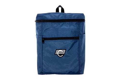 COMA BRAND Nylon Backpack  Light Navy