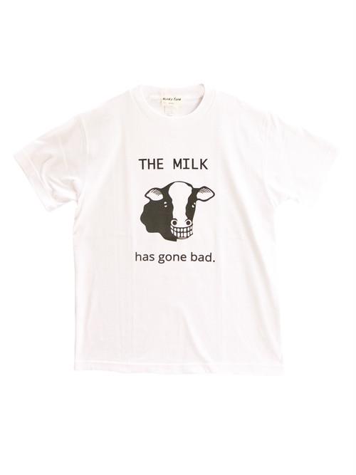 weac.(ウィーク)Honky Tonk Tシャツ【 THE MILK】