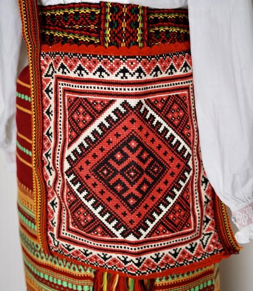 ウクライナのショルダーバッグ