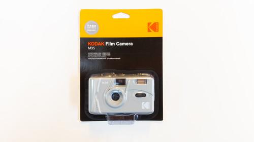 【 35mm フィルムカメラ 】Kodak(コダック) M35 日本限定カラー