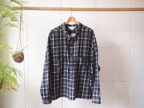 wonderland, Long sleeve check shirts