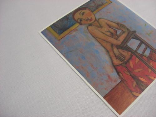 CATACANA*[ポストカード] ALEXANDER SOKHT -Model-