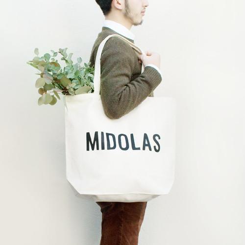 MIDOLAS トートバッグ