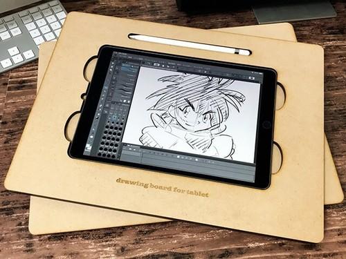 第6世代 iPad 9.7inch用 drawing board type-R