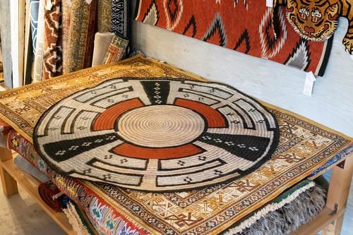 Batik Round 499-X