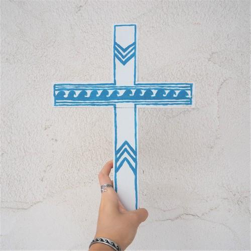 Wood Cross《WHITE》