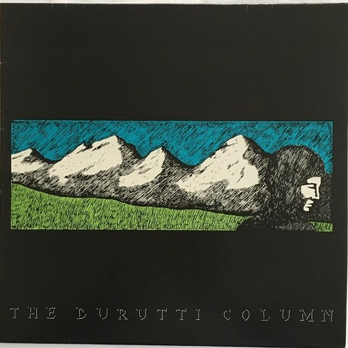 【12inch・ベルギー盤】Durutti Column / Lips That Would Kiss