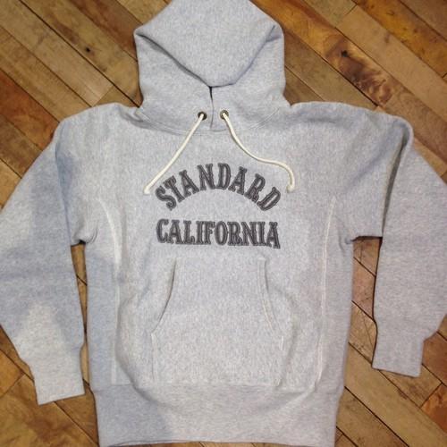 CHAMPION x SD スタンダードカリフォルニア Reverse Weave Pullover Hood