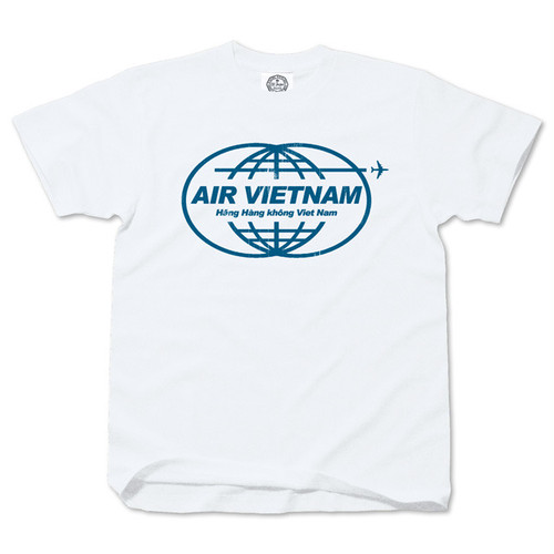 AIR VIETNAM white