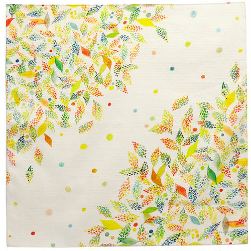 leaf road 木綿 3巾風呂敷