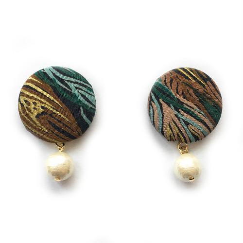 Peacock - Earrings