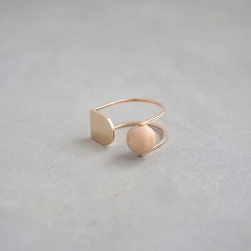 ring MR-03 サイズS <gold>