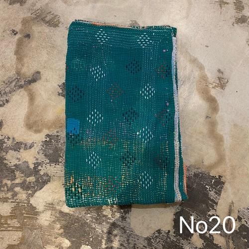 SA364ラリーキルト No20