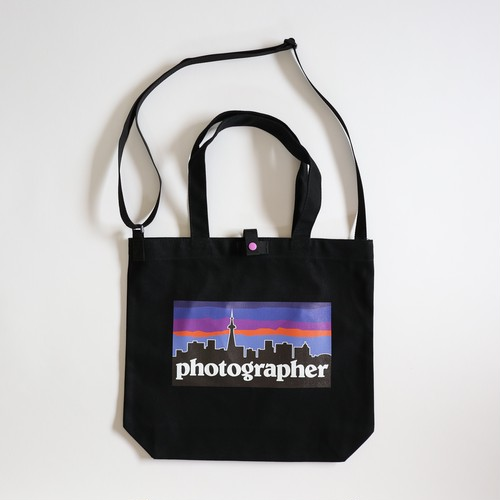 FTMTS TOTE BAG (PHOTOGRAPHER)