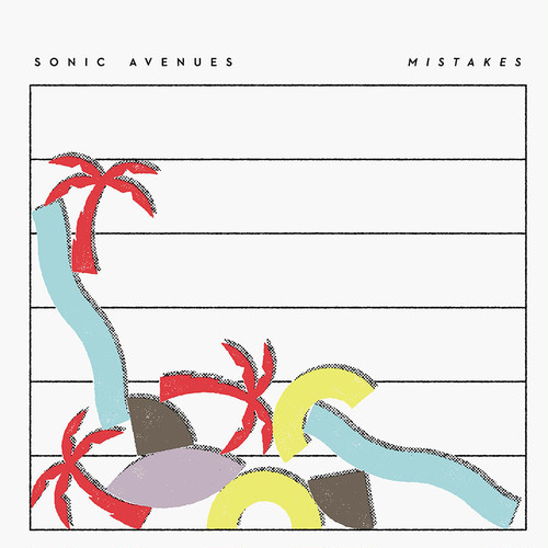 sonic avenues / mistakes cd
