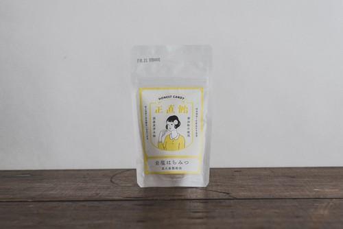 正直飴 / レトロかわいいパッケージ / 昔なつかしい味