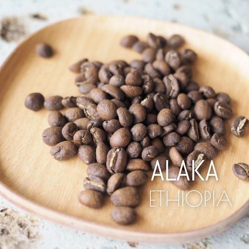 エチオピア / アラカwashed 250g