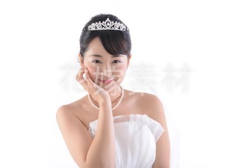 【0166】ポーズを取る花嫁