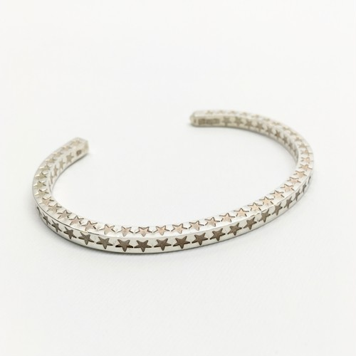 amp japan/Star Stamped Bangle