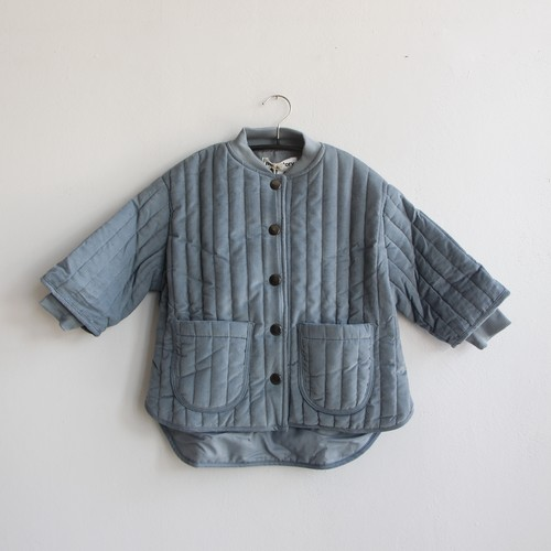 《main story 2021AW》Quilted Jacket / Abyss