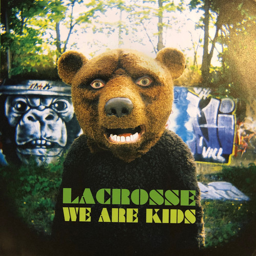Lacrosse / We are kids[中古7inch]