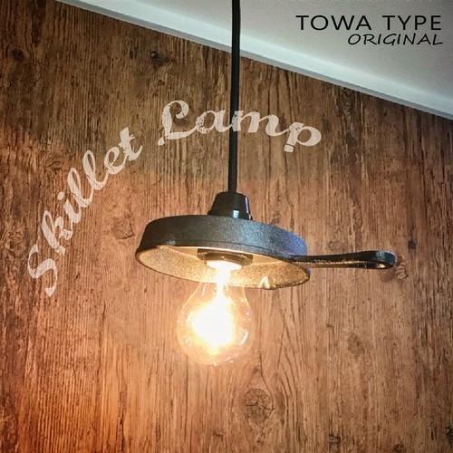 かわいいスキレット型 ペンダントライト シーリングタイプ フライパン カフェ キャンプ
