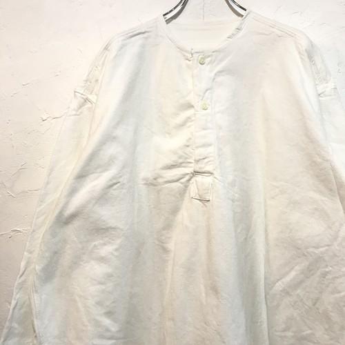 【DEADSTOCK】ロシア軍 スリーピングシャツ 54 裏起毛
