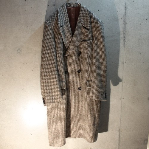 Long Tweed Double Coat