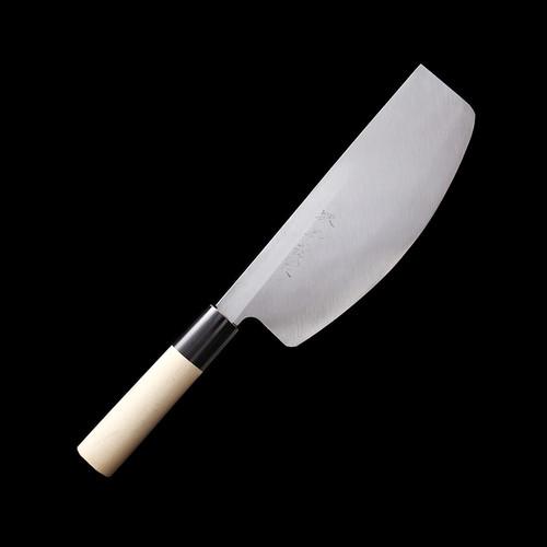 寿司きり包丁(青鋼・霞仕上げ)