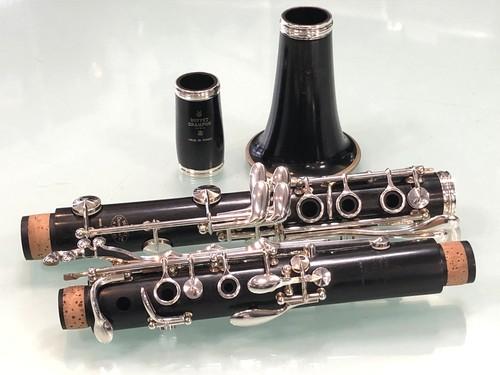 中古 クランポン B♭クラリネット R-13SP