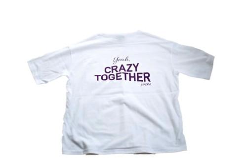 【UNISEX】Crazy Together Tee