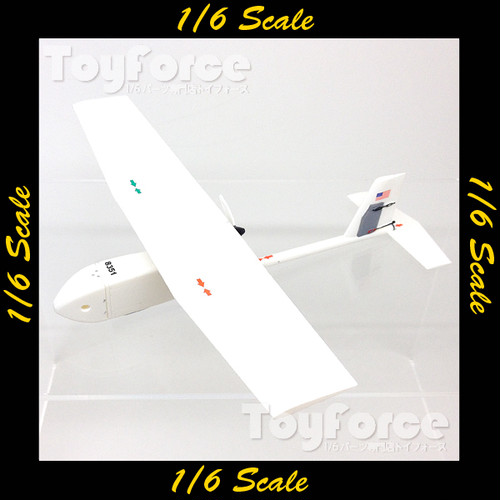 【02886】 1/6 DID U.S. Navy SBT Weimy RQ-11 UAV 小物
