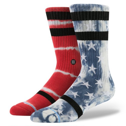 STANCE SOCKS PATRIOT