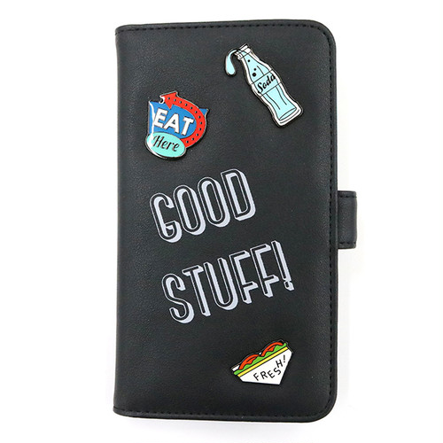 METAL PARTS DINER MOBILE COVER/YY-O009
