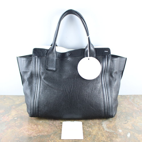 .CHLOE ALISON LEATHER TOTE BAG MADE IN HUNGARY/クロエアリソンレザートートバッグ2000000049908
