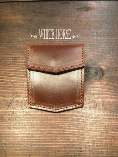 """コインケース """"WHITE HORSE"""""""