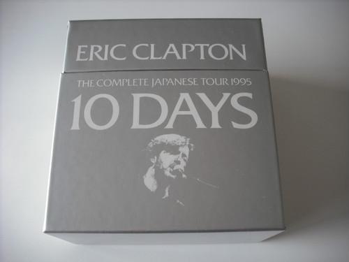 【20CD】ERIC CLAPTON / 10 DAYS