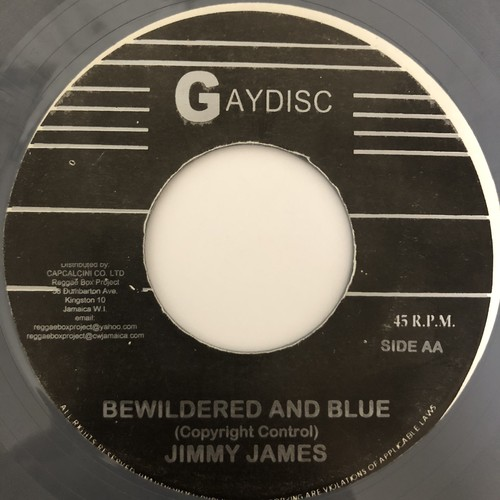 Jimmy James - Bewildered And Blue【7-20388】