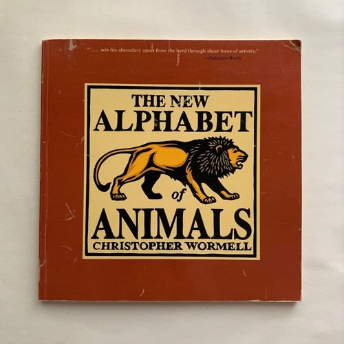 The New Alphabet Of Animals / Christopher Wormell